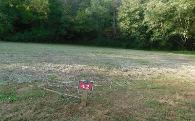 Warne Residential Lots & Land For Sale: Lot 42 Brasstown Trails