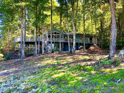 Murphy Single Family Home For Sale: 215 Poorhouse Mountain Trail