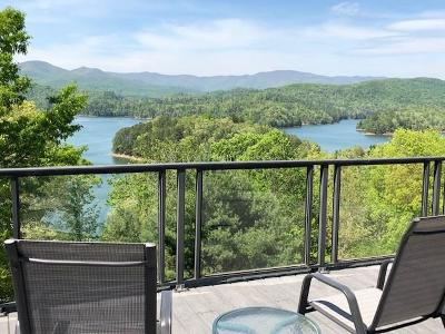 Andrews, Brasstown, Culberson, Hayesville, Marble, Murphy, Robbinsville, Topton Single Family Home For Sale: 95 Ridgewood Dr.