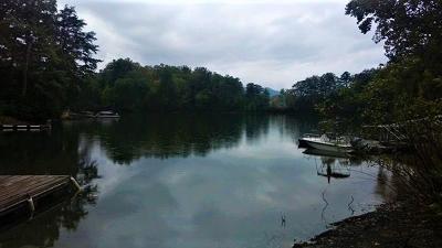 Robbinsville Residential Lots & Land For Sale: 00 Santeetlah Shore