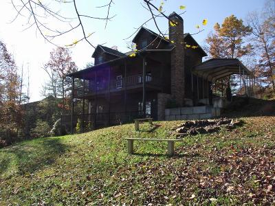 Murphy Single Family Home Under Contract: 126 River Top View