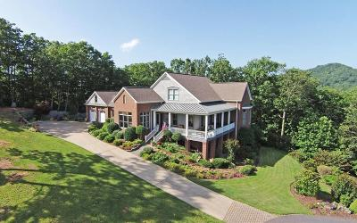 Hayesville Single Family Home For Sale: 444 Harbour Heights Dr
