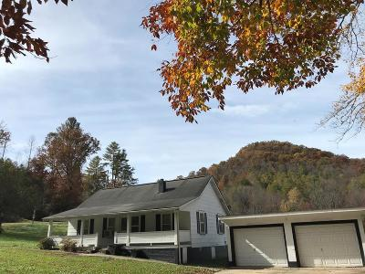 Robbinsville Single Family Home For Sale: 927 Mountain Creek Road