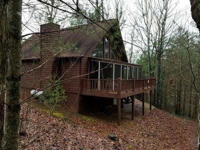 Murphy NC Single Family Home For Sale: $149,900