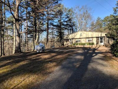 Murphy Single Family Home For Sale: 385 Horvath Road