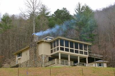 Robbinsville Single Family Home For Sale: 1262 Cochrans Creek