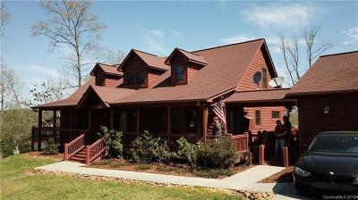 Murphy Single Family Home For Sale: 126 Flat Top Trail