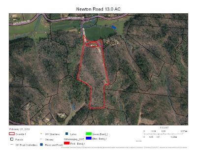 Marble Residential Lots & Land For Sale: 000 Cb Newton Road