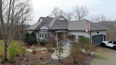 Murphy Single Family Home For Sale: 377 Ridge Lane