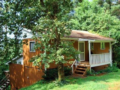 Murphy NC Single Family Home For Sale: $96,900