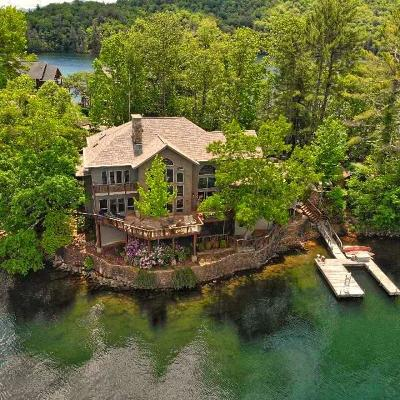 Robbinsville Single Family Home For Sale: 140 Thunder Island