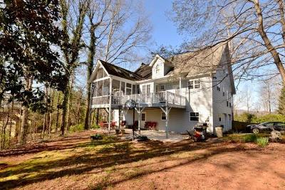 Young Harris Single Family Home For Sale: 818 Bent Tree Ln