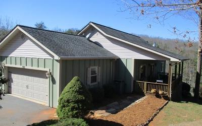 Hayesville Single Family Home For Sale: 195 Hollyberry Branch