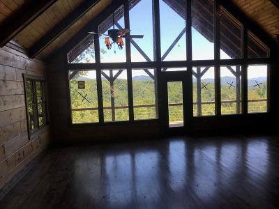 Topton Single Family Home For Sale: 172 Chestnut Ridge Road