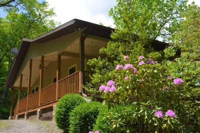 Robbinsville Single Family Home For Sale: 194 Chesnut Oak Ridge