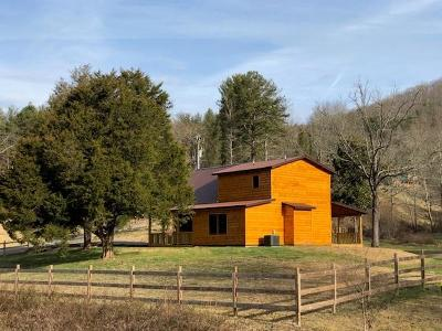 Murphy Single Family Home For Sale: Lot 7 Bryant Farm Rd