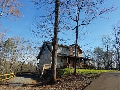 Murphy Single Family Home For Sale: 1213 Nature Valley Trail