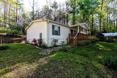 Murphy NC Single Family Home For Sale: $99,000