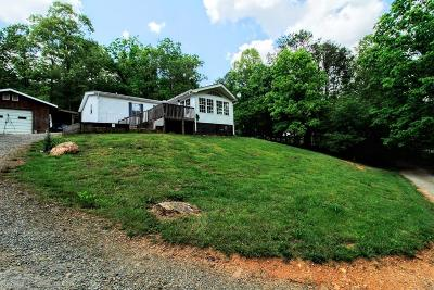 Marble NC Single Family Home For Sale: $163,500