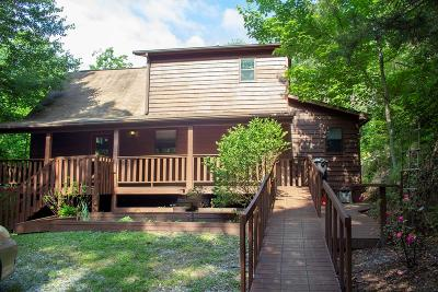 Murphy Single Family Home For Sale: 385 Sourwood Hollow