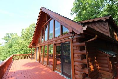 Hayesville Single Family Home For Sale: 260 Chatuge Cove Drive