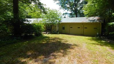 Murphy Single Family Home For Sale: 684 Cobb Circle