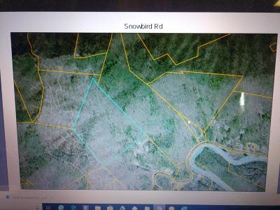 Robbinsville Residential Lots & Land For Sale: 5500 Snowbird Rd