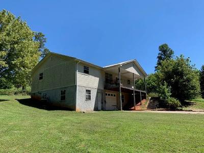 Warne Single Family Home For Sale: 494 Joe Moody Rd.