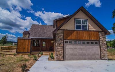 Young Harris Single Family Home For Sale: 83 Minstead Ridge