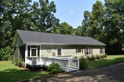 Blairsville Single Family Home Under Contract: 84 Gum Log Circle