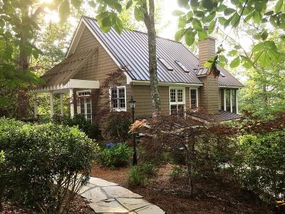 Robbinsville Single Family Home For Sale: 78 Cheoah