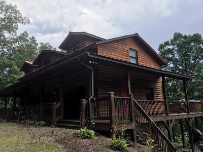 Robbinsville Single Family Home For Sale: 2059 Lower Tuskegee Road