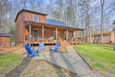 Murphy Single Family Home For Sale: 380 Evans Hollow