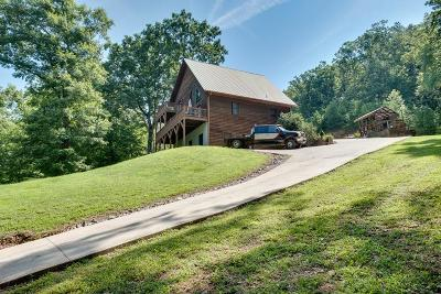 Murphy Single Family Home For Sale: 64 Nc Hwy 141