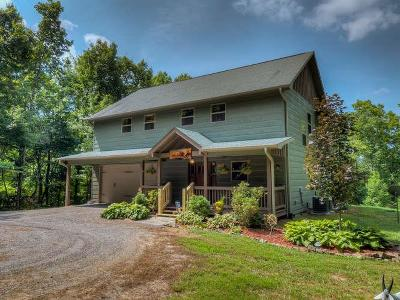 Murphy Single Family Home For Sale: 1996 Old Fain Road