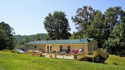 Hayesville Single Family Home For Sale: 1376 Qualla