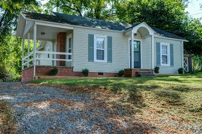 Murphy NC Single Family Home For Sale: $119,800