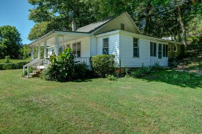 Murphy Single Family Home For Sale: 7628 Martins Creek Road