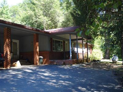 Marble Single Family Home For Sale: 3225 Nc Hwy 141