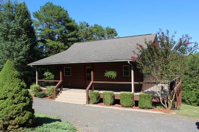 Murphy Single Family Home For Sale: 85 Bee Tree Lane