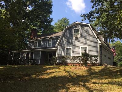 Murphy Single Family Home For Sale: 130 Skyline Drive