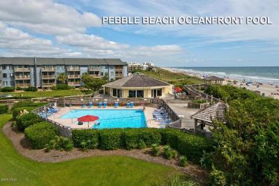 Emerald Isle Condo/Townhouse For Sale: 9201 Coast Guard Road #B103