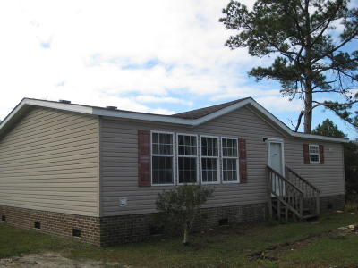 Beaufort Manufactured Home For Sale: 105 Olivia Road
