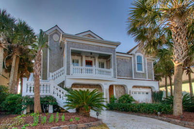 Ocean Isle Beach Single Family Home For Sale: 241 W First Street