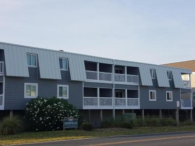 Ocean Isle Beach Condo/Townhouse For Sale: 264 W First Street #C-1