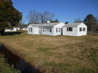 Beaufort Single Family Home For Sale: 121 Old River Road