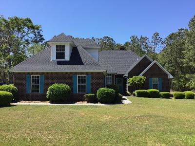 Sneads Ferry Rental For Rent: 505 Seascape Drive