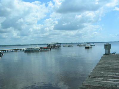 Lake Waccamaw Commercial For Sale: 3203 Canal Cove Road