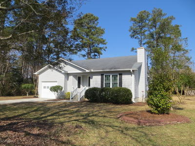 Beaufort Single Family Home For Sale: 512 Island Drive