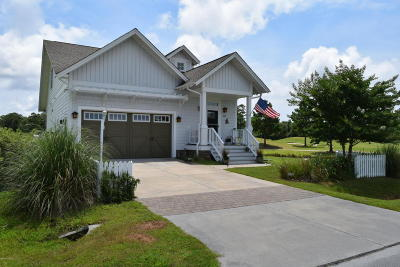 Beaufort Single Family Home For Sale: 105 Finch Loop